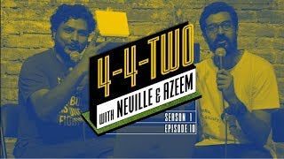 4-4-Two Podcast | Ep 10 | Video Assistant Rishabh