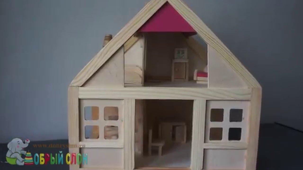 Предлагаем вашему вниманию деревянные чудо-игрушки от российского производителя тм