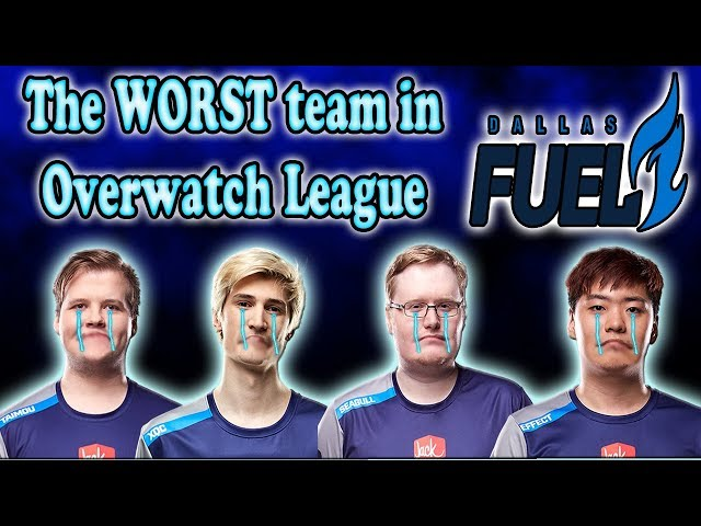 Is Dallas Fuel The WORST team in Overwatch League? – Dallas