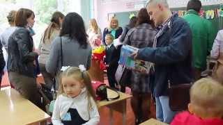 Жодино. День Знаний! 1 сентября 2014г. Школа №6 - 7ч.(8), Беларусь