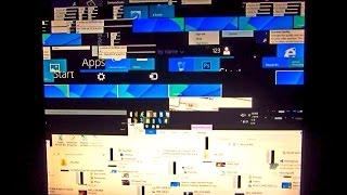 Bad Display Driver Recovery (Microsoft DaRT)