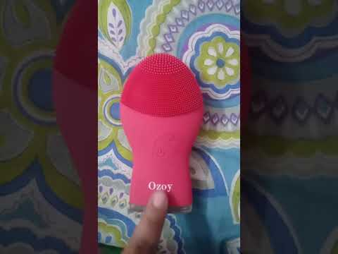 Ozoy Facial Massager And Facial Cleanser