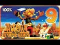 Asterix at the Olympic Games Walkthrough Part 9 (X360, Wii, PS2) 100% Brutus' Quarters