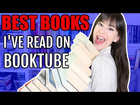 I Read 400 Books on Booktube… Here are the Best Ones! || Fantasy & Sci Fi Recommendations 2020