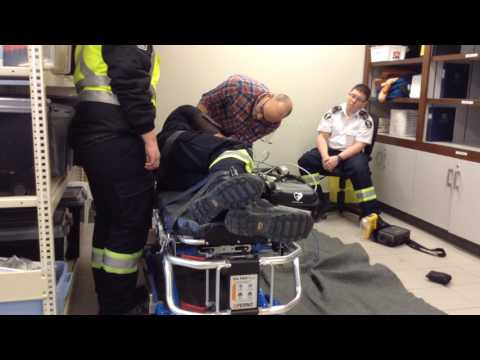 PCP Incoherent Neurological ICP with seizure - Scenario Demonstration