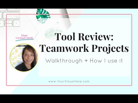 Review: Teamwork Project Management - How I Use It