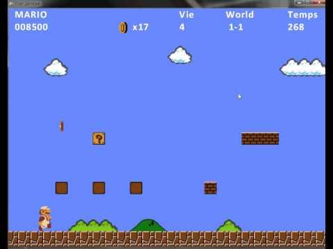 Mario Bros XNA 4 0