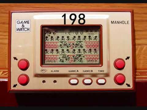 All Game & Watch Titles