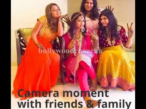 Shreya Ghoshal Marriage pics