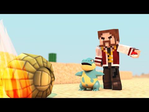 Minecraft: LIGA 8 #6 - O PODEROSO POKÉMON DE TERRA!! - Pixelmon