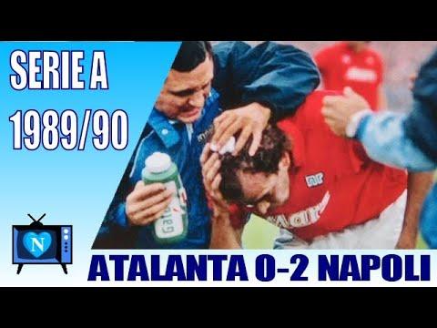 Atalanta Napoli serie A 1989-90, caso Alemao