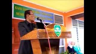Lomba Kompetensi Wali Nagari Tingkat Provinsi
