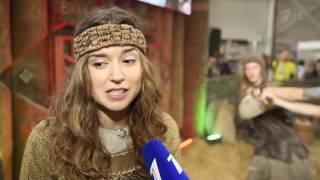 """Презентация фильма """"Викинг"""" на Comic Con Russia"""