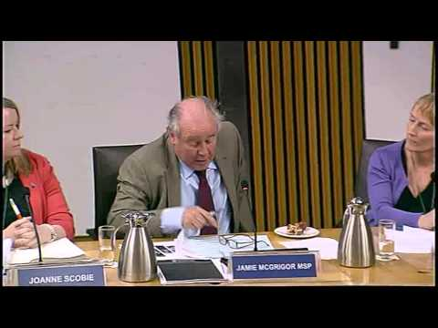 European and External Relations Committee - Scottish Parliament: 14th May 2015