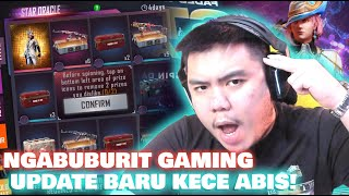 Download NGABUBURIT BORONG SEMUA UPDATE BARU KEREN BANGET FF SEKARANG!!