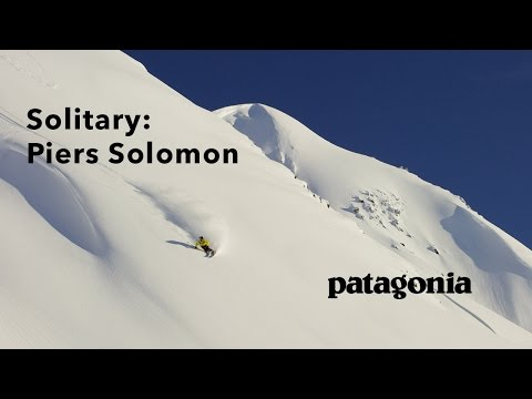 Solitary: Piers Solomon