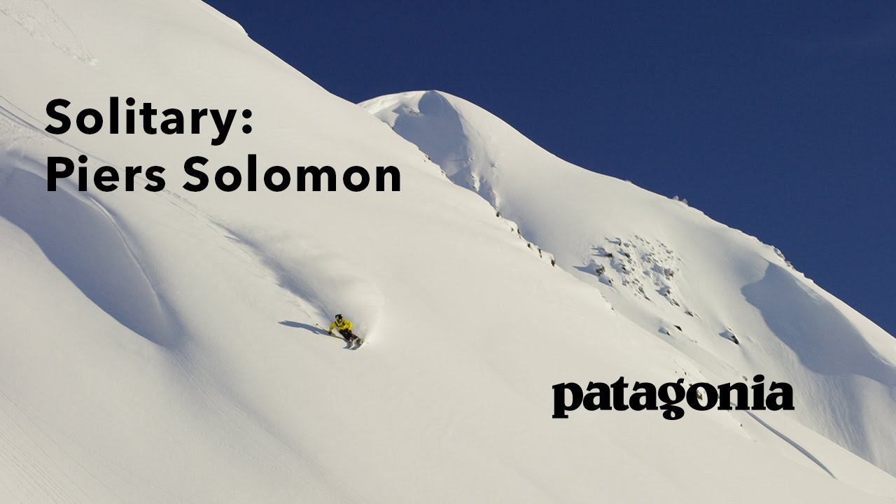 15 MINUTES WITH: PIERS SOLOMON Fall Line Skiing |