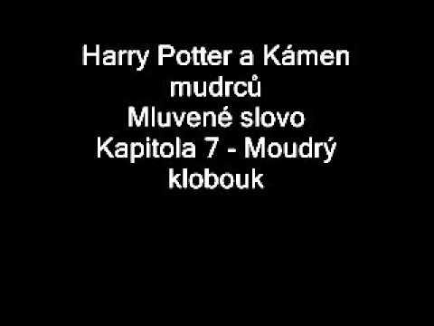 Harry Potter a Kámen mudrců (Mluvené slovo, J.Lábus) || Kap. 7: Moudrý klobouk
