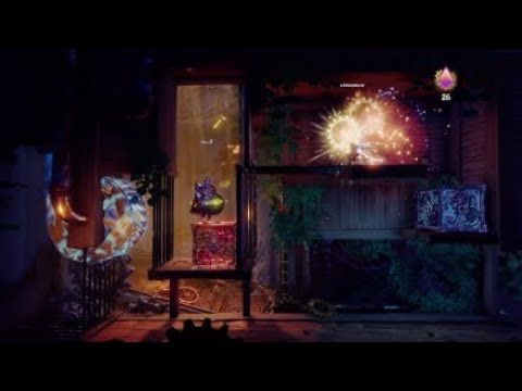 Trine 4 Nightmare Prince Gameplay |