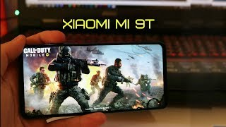 ИГРАЮ На Xiaomi Mi 9T в Call Of Duty На МАКСИМАЛКАХ |ТАКОГО Я НЕ ОЖИДАЛ