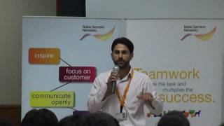 Nokia Siemens Networks: Tabish Andrabi