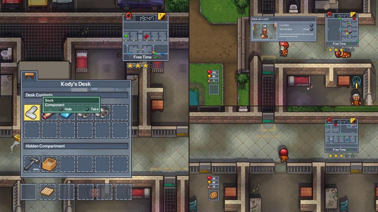 the escapist multiplayer mod