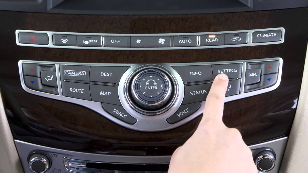 Fuse Box Infiniti Qx60 Electrical Wiring Diagram Infinity 2014 Control Panel And Touch Screen Overview Youtube Transfer Case