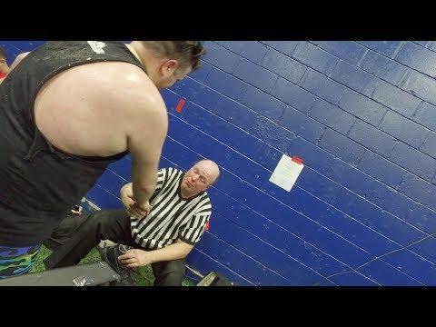 Pro Wrestling Locker Room Etiquette