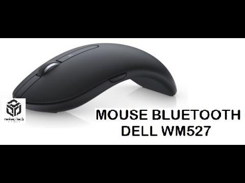 MOUSE DELL WM527 - UNBOXING E REVIEW!!
