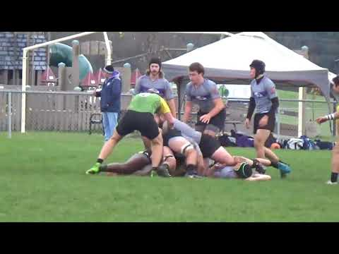 (WI-17') WIIL Collegiate Rugby - Illinois State vs. UW-Whitewater (Full Match) 11/5/17
