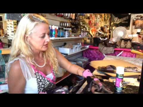 DIY: Birkenstock Shoe Repair