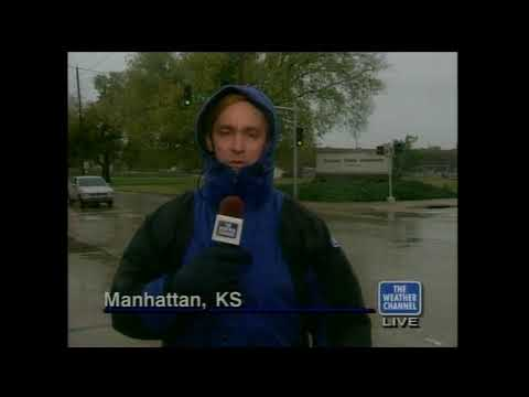 Mike Seidel The Weather Channel Manhattan, KS 10-26-1997