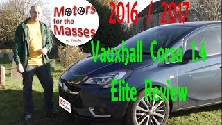 2016 / 2017 Vauxhall Corsa REVIEW Great or Horrid car?