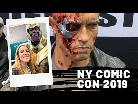 NY Comic Con 2019 Walkthrough