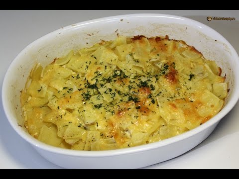 Картофель по-французски / Potatoes in French | Видео Рецепт без регистрации и смс