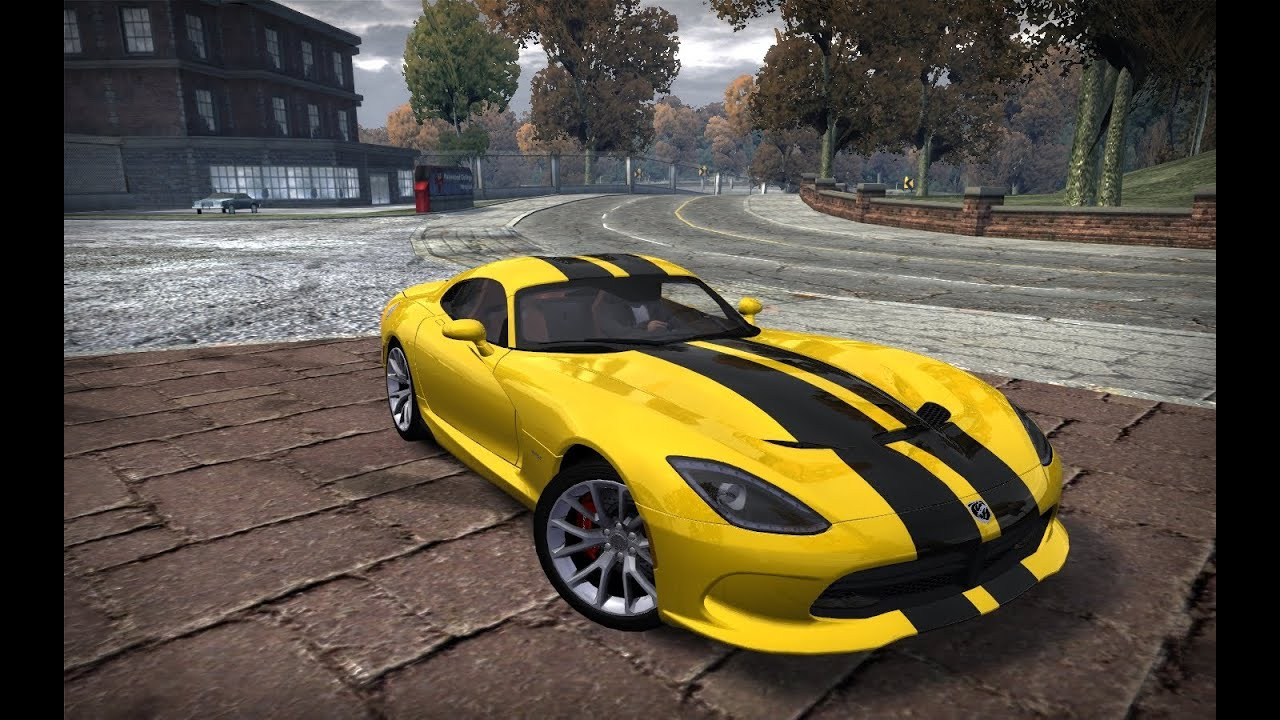 Need For Speed Most Wanted 2013 Srt Viper Gts Youtube