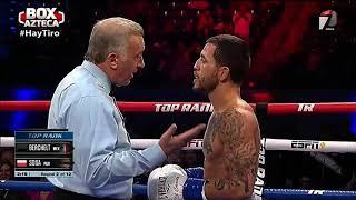 MEXICO VS PUERTO RICO MIGUEL BERCHELT VS JASON SOSA FULL FIGHT