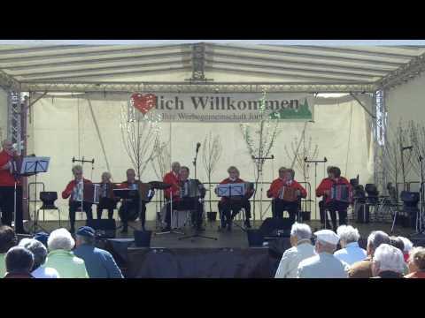 Estetaler Harmonikas Blütenfest Jork