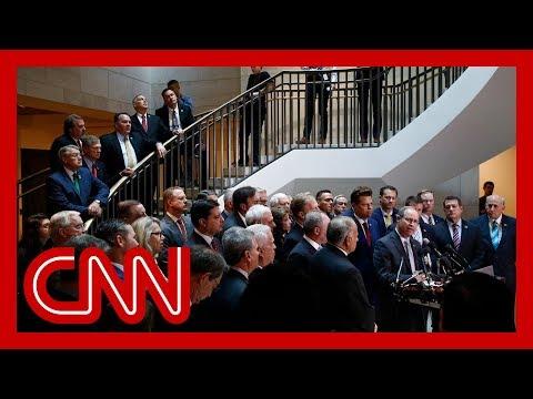 Chaos as Republicans