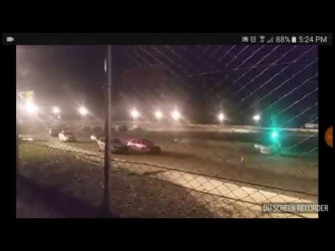 Legion Speedway - Outlaw Mini Stock - May 12, 2017