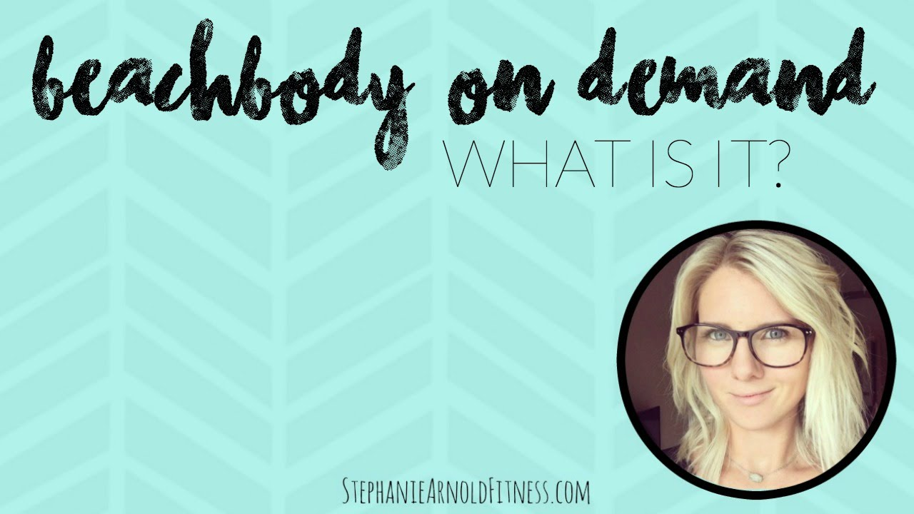 What is Beachbody on Demand? -