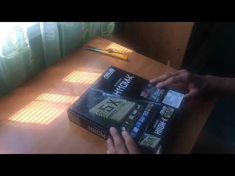 Материнская плата Asus H110M-K (s1151, Intel H110, PCI-Ex16)