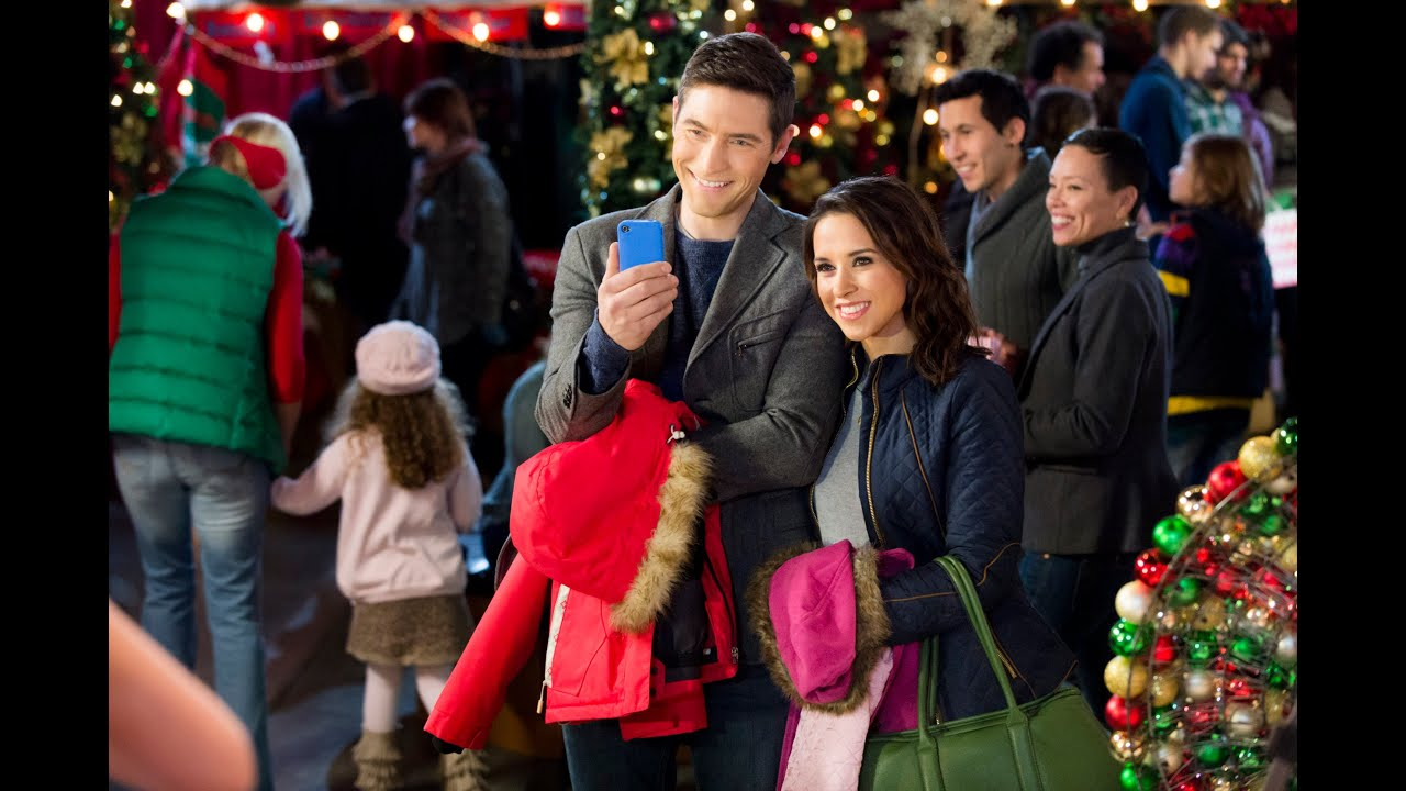 Family for Christmas - Stars Lacey Chabert and Tyron Leitso - YouTube