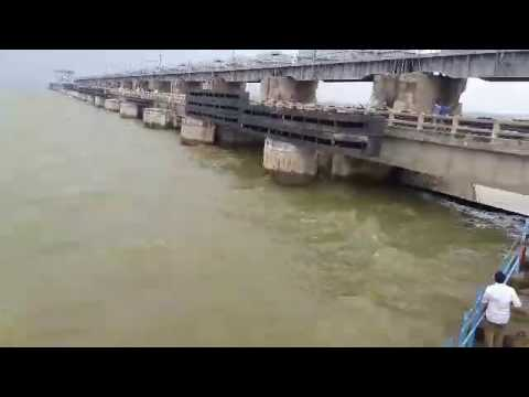 Highest water level at singur dam