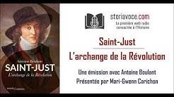 Saint-Just: l'archange de la Révolution!