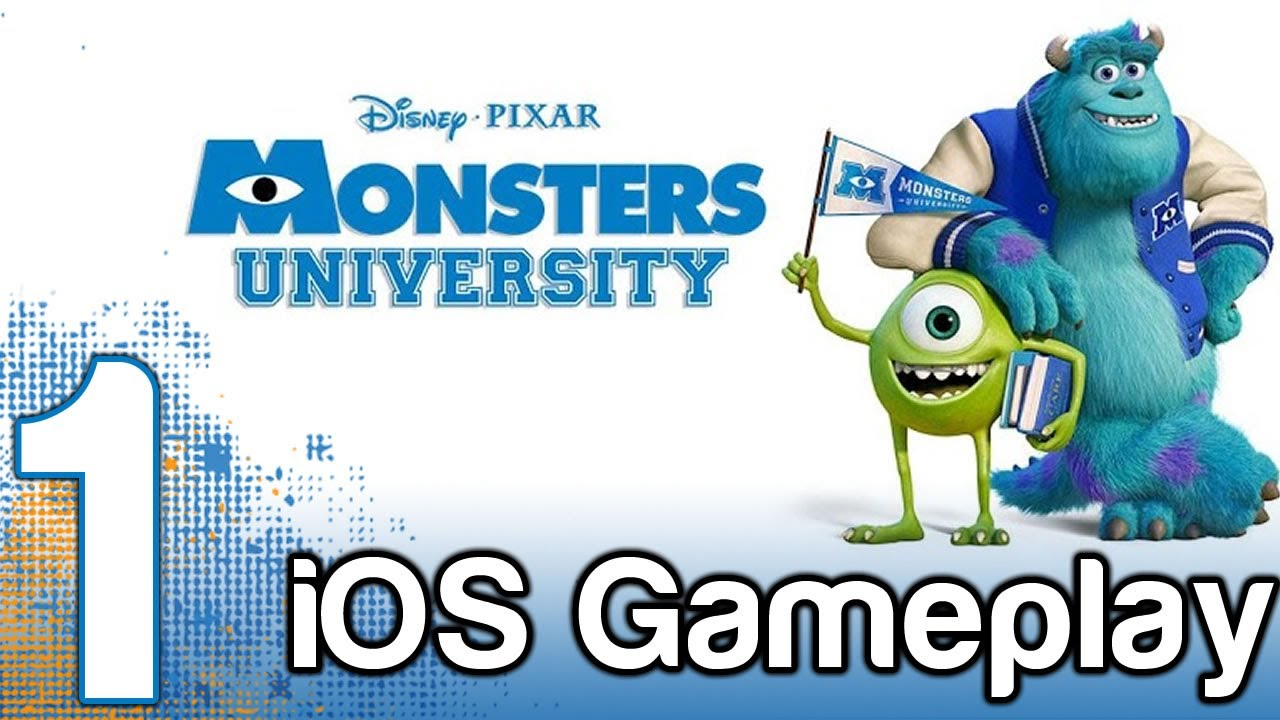 Download Monsters University Gameplay Part 1 iOS iPad iPhone Android | WikiGameGuides
