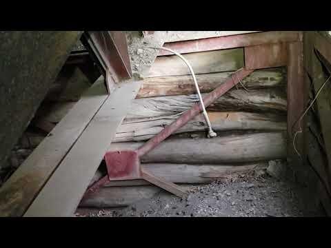 Exploring Abandoned Mine Over 10,000' Colorado
