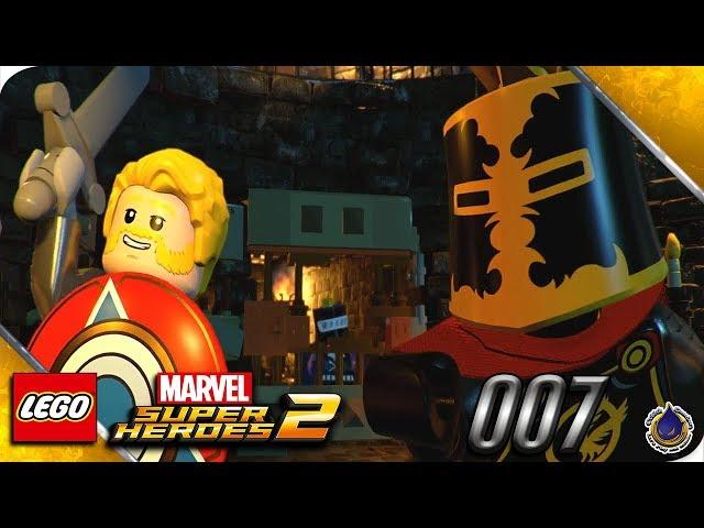 Let's Play LEGO MARVEL SUPERHEROES 2 💥 [007] Im tiefsten Mittelalter