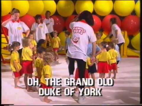 Grand Old Duke Of York