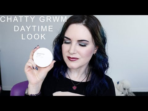 Chatty GRWM Daytime Makeup Tutorial | Cruelty Free Makeup